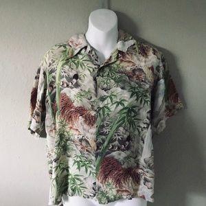 Vintage Made in Japan Tiger Shirt
